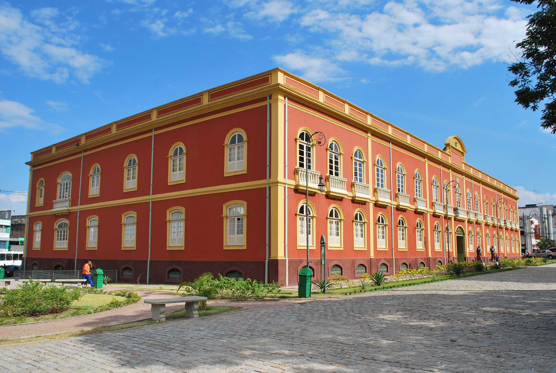Palacete Provincial foto: Sara Pereira