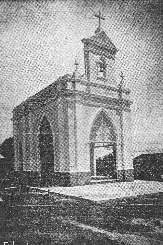 Capela de Paricatuba