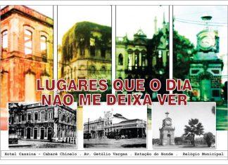 Cartaz de divulgação do projeto