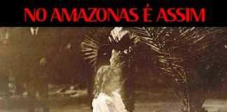 No Amazonas é Assim - Muito mais chibata que velocípede