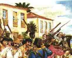 A Revolta dos Cabanos - A Cabanagem