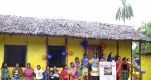 Casa da Pimenta Baniwa, em Tunuí-Cachoeira