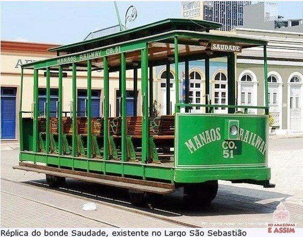 Manaós Tramways