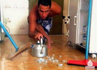 Amazonense de Barreirinha rouba a cena no Mundial Masculino de Curling