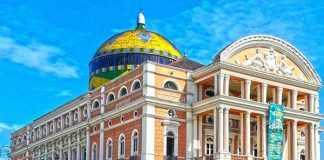 Teatro Amazonas maior herança da béla época