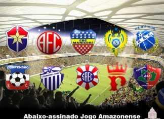 Jogo Amazonense na Arena da Amazônia