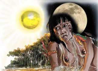 Lenda - A Origem do Rio Amazonas