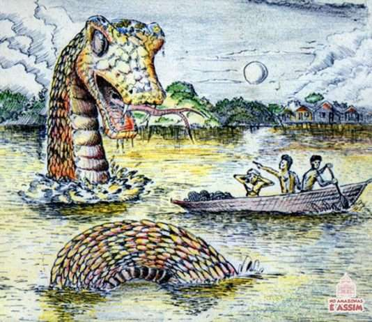 Lenda da cobra Honorato (Norato)