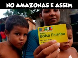 Presidente afirma que o Bolsa Farinha vai faler a partir de 01 de maio, e o Estado do Amazonas será o primeiro agraciado