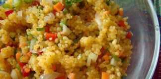 Salada de farinha ovinha