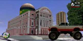 GRAND THEFT AUTO: AMAZONAS