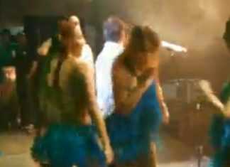 Dançarinas do cantor Leonardo debocham dos Amazonenses no Amazonas