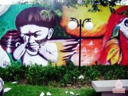 Graffiti Manaus – Bulk 19 de Abril dia do Índio enviada por: Adriano Paulino Confere aí : https://noamazonaseassim.com.br/manaus-cidade-de-lindas-grafites/