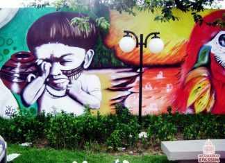 Graffiti Manaus – Bulk 19 de Abril dia do Índio enviada por: Adriano Paulino Confere aí : http://noamazonaseassim.com.br/manaus-cidade-de-lindas-grafites/