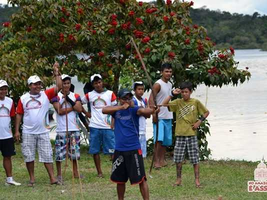 VI Jogos Indígenas foto : Edlucio de Castro