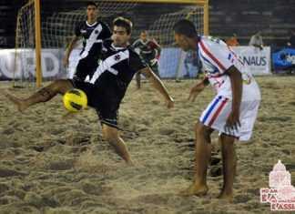Vasco x Fast Beach Soccer Manaus 2013