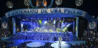 DVD 2013 Boi Caprichoso: O Centenário de Uma Paixão COMPLETO
