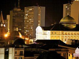 Manaus, capital do Amazonas, é a cidade mais populosa da Região Norte do Brasil e a sétima do país. foto : Renato Ribeiro