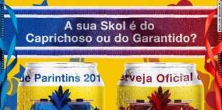 No ritmo do boi bumbá as marcas mudam de cores em Parintins – Latinha da Skol