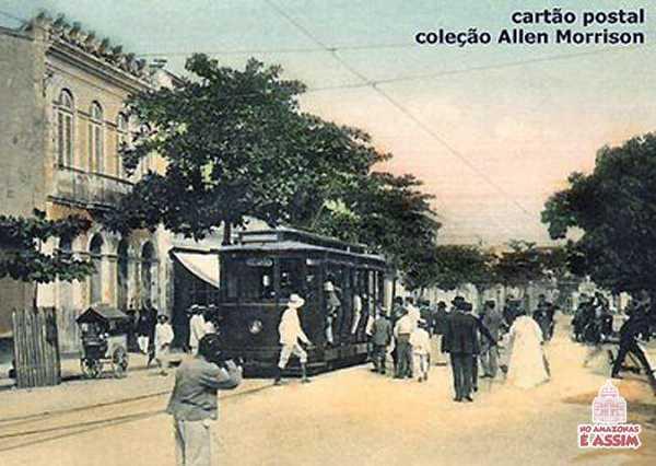 Bondinho em Belém