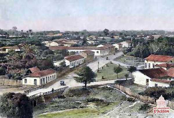 Manaus em 1860