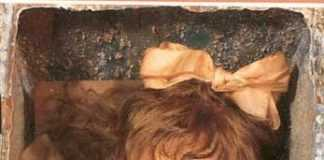 Exumada em 1995 quando houve a mudança do cemitério. Quando dizem que o processo de incorrupção de corpos não é explicado pela ciência é uma grande mentira. O processo é altamente conhecido e documentado pela ciência. O processo de incorrupção é um misto entre um processo natural de conservação do corpo com o processo de embalsamamento. O processo natural é conhecido como Adipocere. Coloquei esse exemplo..