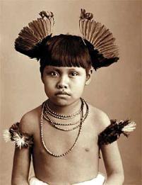 Horóscopo indígena brasileiro - Curumim