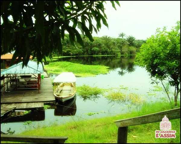 Área para Pesca