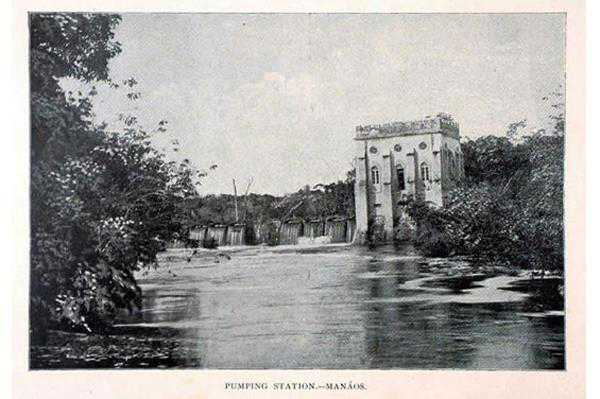 Estação D'Água - Cachoeira Grande