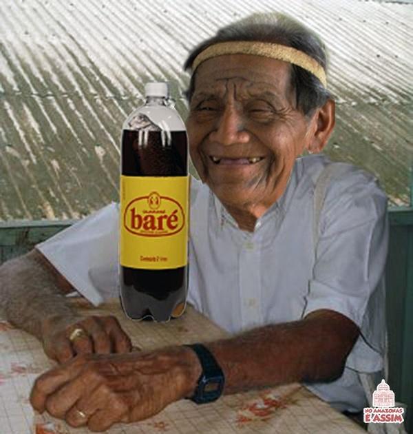 Seu Manoel, pescador aos 71 anos, de Manacapuru