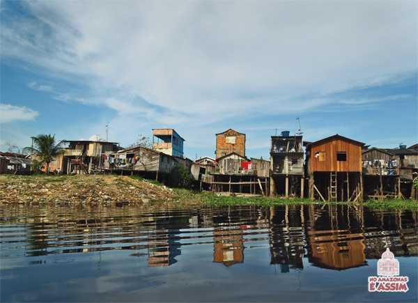 Comunidade do Bariri. Foto : Marcus Pessoa
