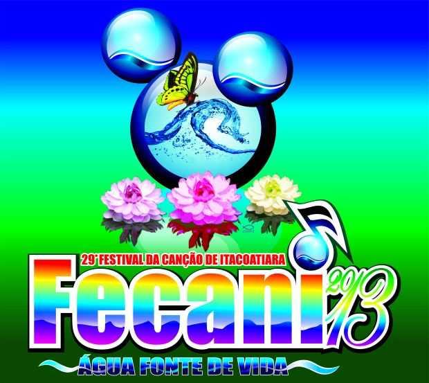 FECANI 2013 - ÁGUA FONTE DE VIDA