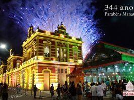 Parabéns Manaus