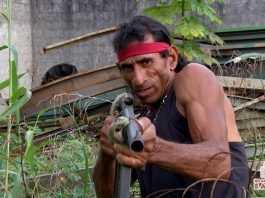Aldenir Coti, o Rambú da Amazonia