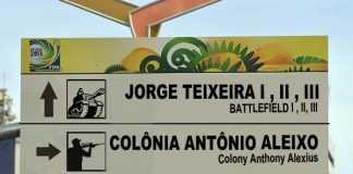 Bairro Jorge Teixeira I, II, III, Colônia Antônio Aleixo, Coroado