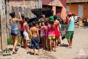 Pódium Radical & No Amazonas é Assim: Espírito Natalino