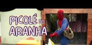 Homem Aranha no Amazonas vende picolé na Cidade Nova