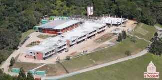 O Brasil ficará no RJ; Granja Comary foi reformada para a Copa do Mundo