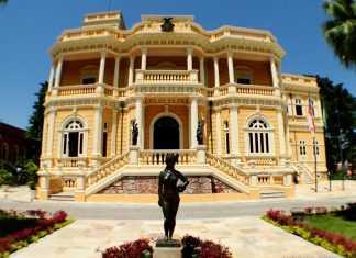 Palacio Rio Negro