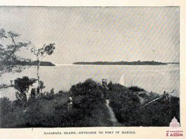 A Ilha de Marapatá