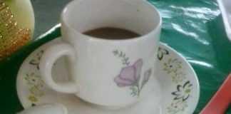 Pupunha com Café Preto
