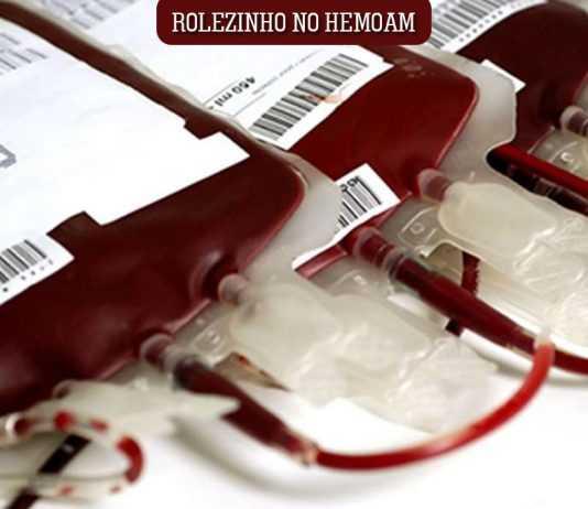 Rolezinho no HEMOAM