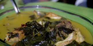 Tambaqui com Tucupi
