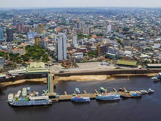 Não conheça Manaus ou Conheça por sua conta e risco