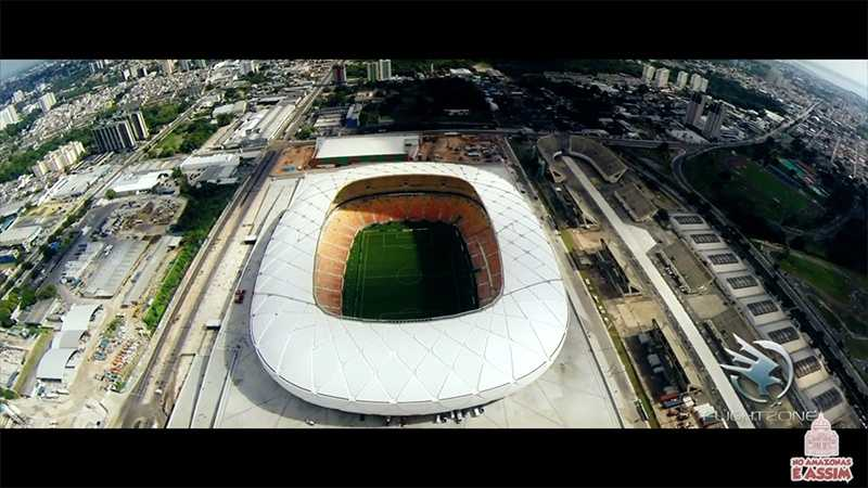 Arena da Amazônia - Fifa World Cup Stadium