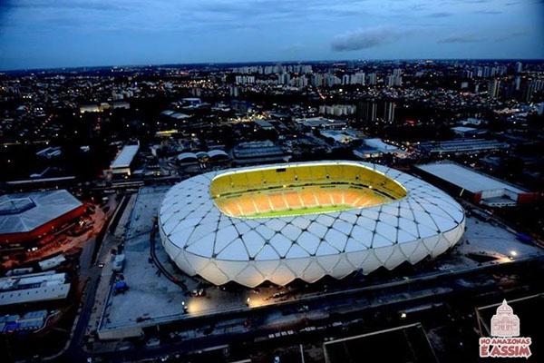 Arena da Amazônia Vivaldo Lima Foto : Chico Batata