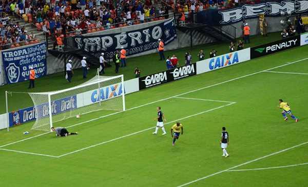 Fotos do jogo inaugural da Arena Amazônia. Foto : Ingrid Anne / Manauscult.