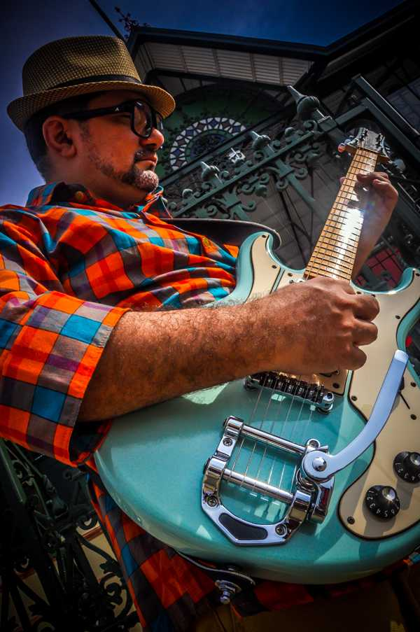Rosilvado Cordeiro – Guitarreiro