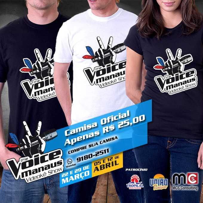 The Voice Manaus Videokê Show