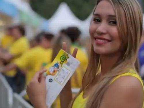 Hoje começa a venda de ingressos da Copa do Mundo